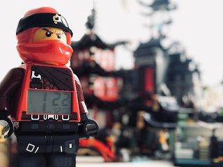 будилници LEGO Ninjago