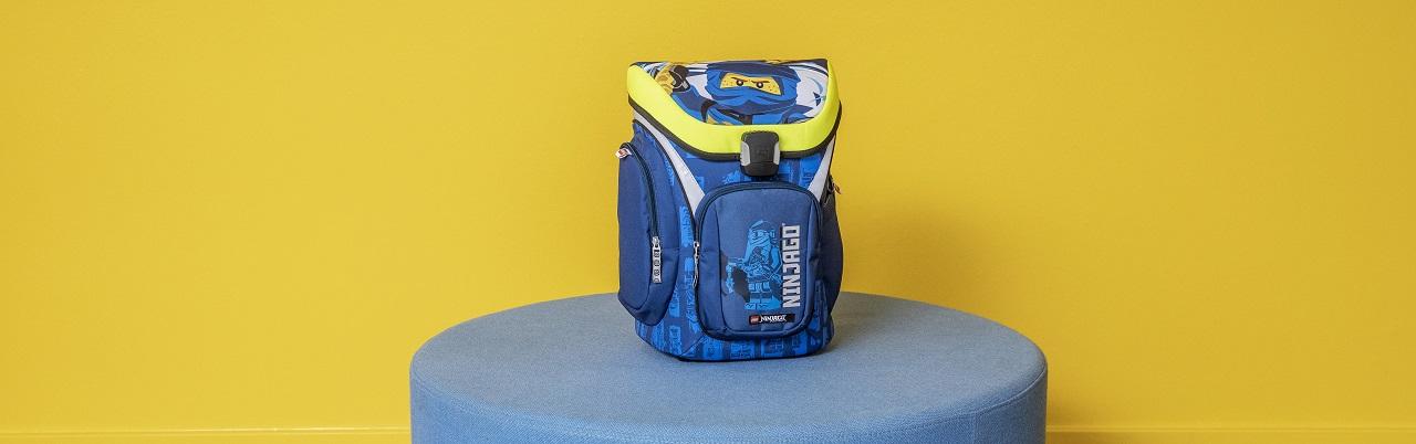 LEGO Premium Explorer Schoolbag