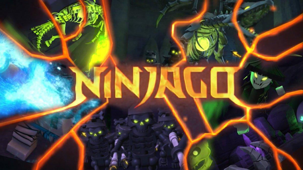 LEGO Ninjago -  NINJAGO Master Of The Mountain, новият 13ти сезон