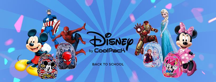 Disney и CoolPack