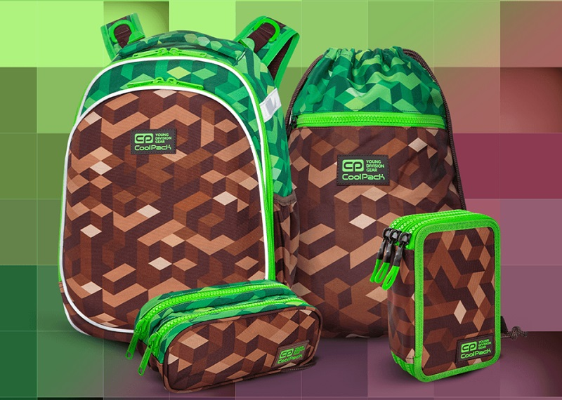 серията City Jungle на CoolPack