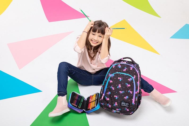 ученически раници Coolpack за момичета