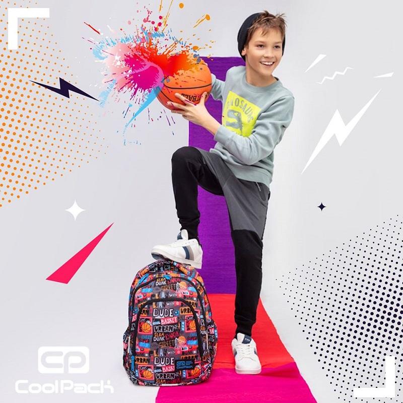basketball - CoolPack линия ученически раници