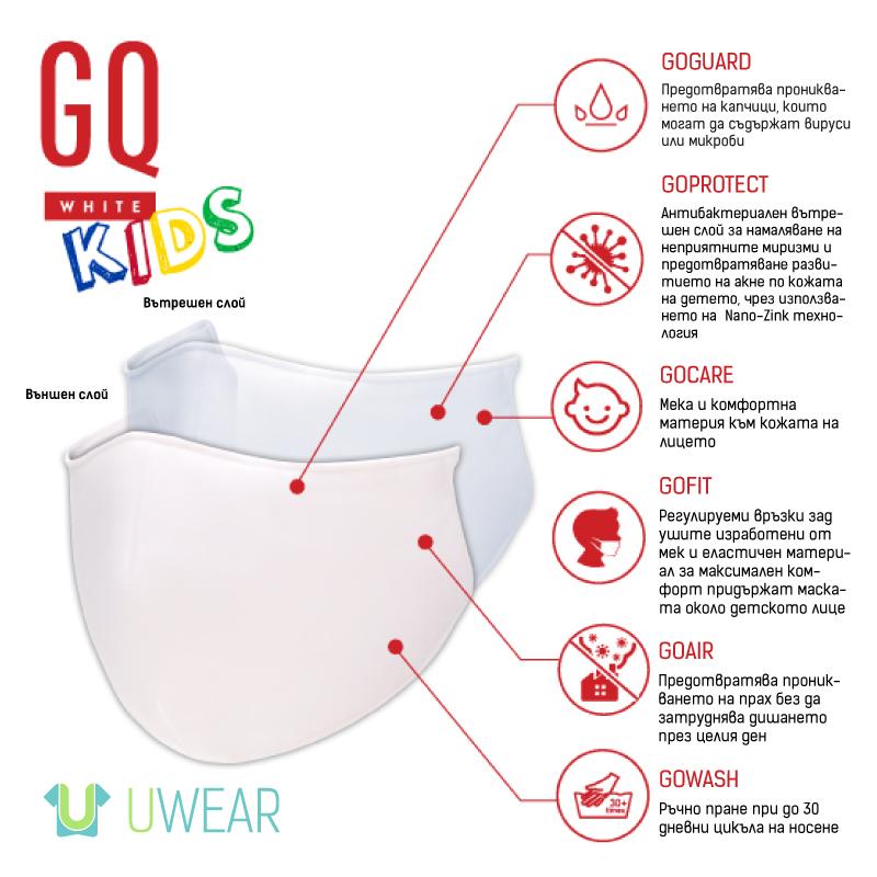 предимства на детските предпазни маски