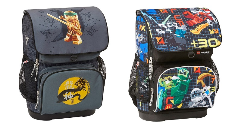 LEGO bags 2021 Back to school