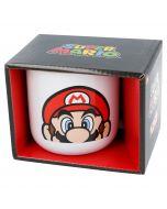 Керамична чаша Super Mario 400 ml в подаръчна кутия