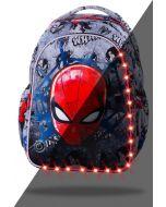 Раница Joy S Spiderman Black LED