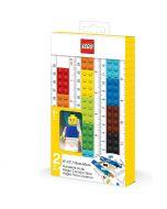 LEGO сглобяваща се линия с минифигурка