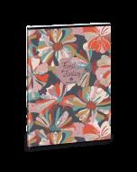 Floral Collage тетрадка А4