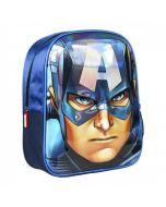 Малка раница 3D, Captain America