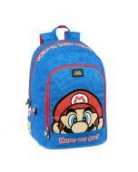 Ученическа раница Super Mario