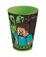 Пластмасова чаша Minecraft 430 ml