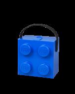 LEGO Lunch Box с дръжка - синя