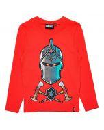Блуза Fortnite Black Knight Red