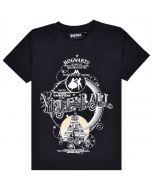 Тениска Harry Potter Yule Ball черна светеща в тъмното