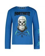 Блуза Fortnite Skull Trooper blue
