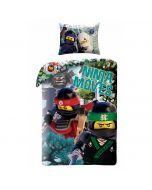 Детски спален комплект LEGO® NINJAGO Movie 570BL