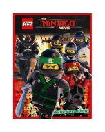 Стикер албум LEGO Ninjago Movie