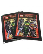 Стикери за стикер-албум LEGO Ninjago Movie
