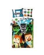 Детски спален комплект Minecraft colour