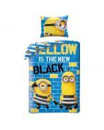 Детски спален комплект Minions Yellow