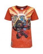 Тениска Teo 734 червена