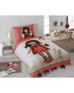 Santoro Gorjuss Детски спален комплект червен