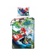 Детски спален комплект Super Mario Mariokart