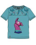 Тениска Fortnite Lama синя