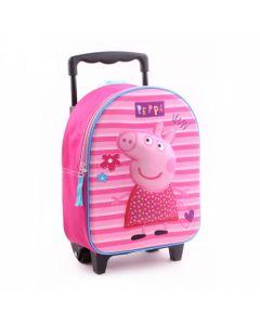 Малка раница на колела Peppa Pig