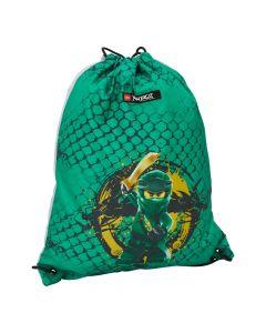 Торба за спортен екип LEGO® NINJAGO® Lloyd Green