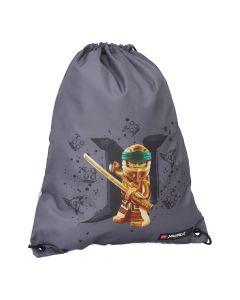 Торба за спортен екип LEGO® NINJAGO® Lloyd Gold