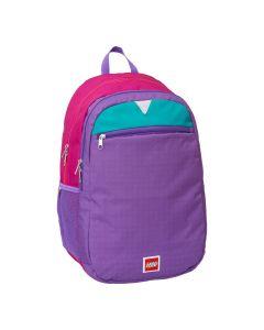 Ученическа раница LEGO® Pink-Purple