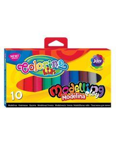 Моделин 10 цвята Colorino