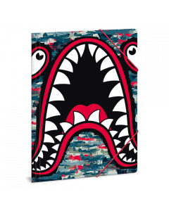 Flying Sharks А4 папка с ластик