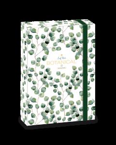 Кутия с ластик Ars Una Botanic leaf