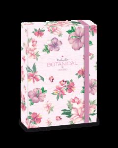 Кутия с ластик Ars Una Botanic mallow