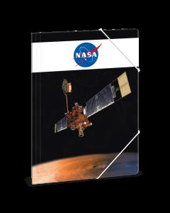 NASA-1 Папка с ластик А4