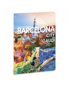 Ars Una Barcelona папка с ластик