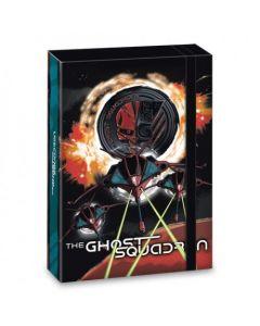 Ars Una The Ghost Squadron кутия с ластик А4