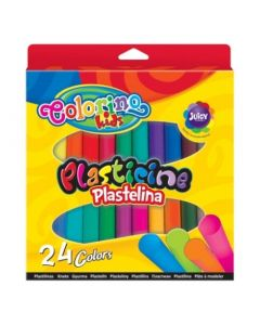 Colorino Kids пластилин 24 цвята