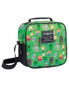 Термо чанта за обяд MINECRAFT Overworld Sprites