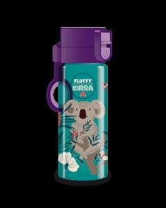 БУТИЛКА ЗА ВОДА FLUFFY KIRRA 475ML - ARS UNA BPA