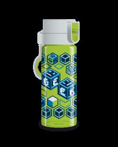 БУТИЛКА ЗА ВОДА GEEK 475ML - ARS UNA BPA FREE