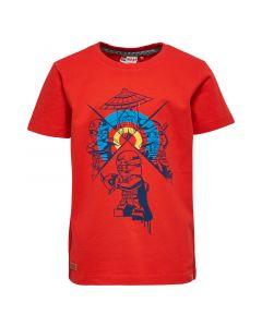 Тениска TEO 313 ЧЕРВЕН размер 152