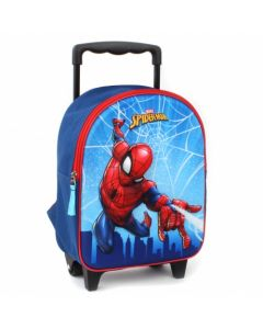 Малка раница на колела Spiderman