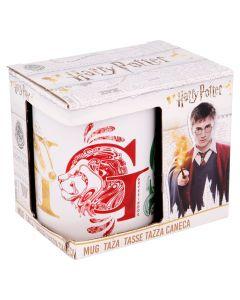 Керамична чаша Harry Potter Houses 325 ml в подаръчна кутия