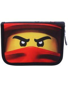 Ученически несесер LEGO Ninjago KAI of Fire със съдържание