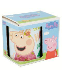 Керамична чаша Peppa Pig 325 ml