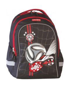 Ученическа раница FOOTBALL Black CoolPack for Kids